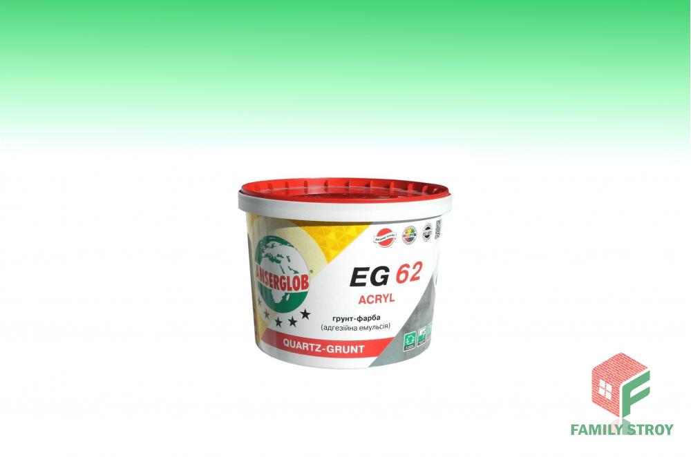 Кварц-грунт EG-62, 10л