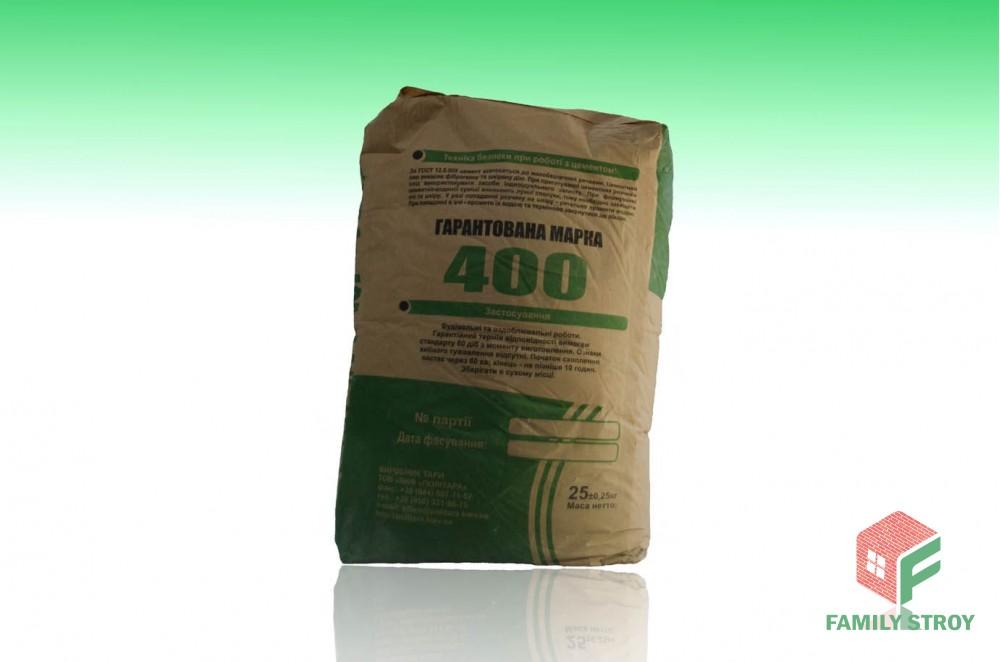Цемент ШПЦ - 400, 25 кг