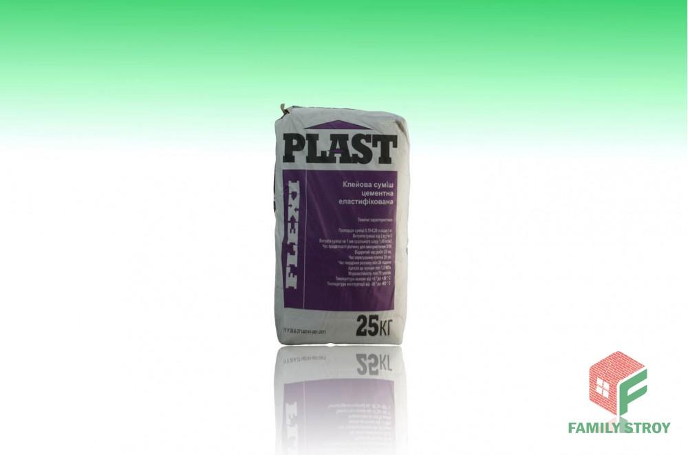 Клей эластифицированный FLEXI, 25 кг