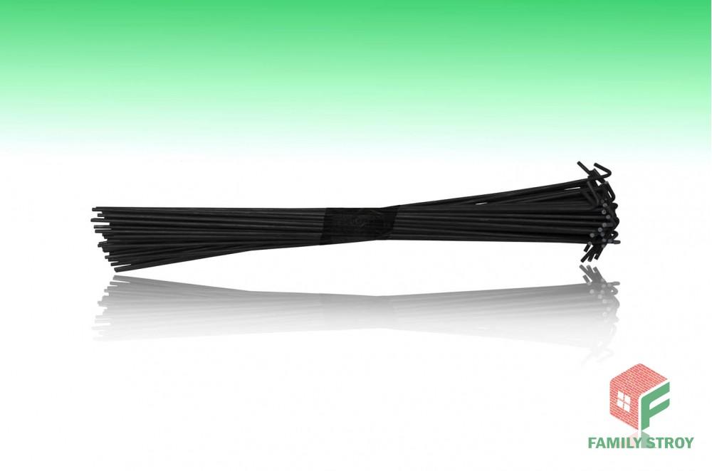 Проволока крючок/петля 125 мм