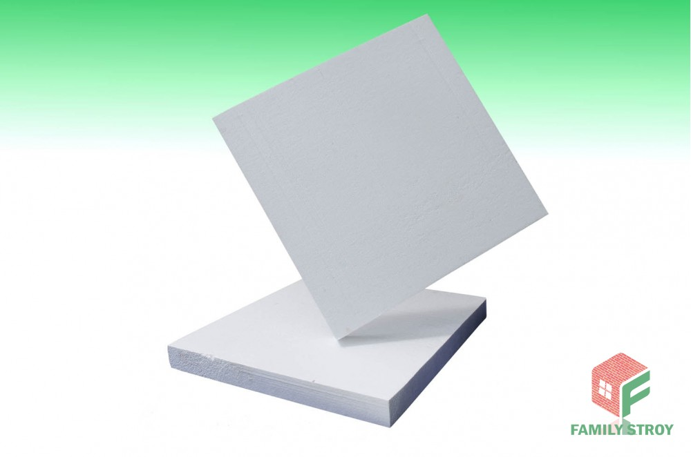 Пенопласт (25) 50*1000*1000мм