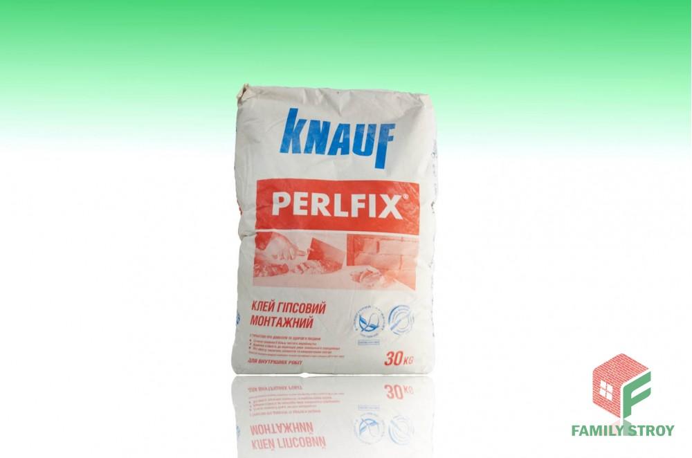 """Клей """"PERLFIX"""", 30 кг сухой"""
