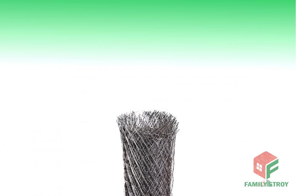 Сетка просено-вытяжная оцинкованная