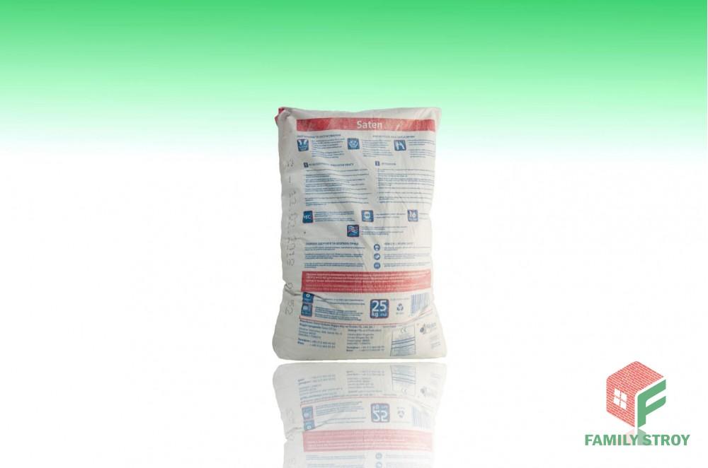 Шпатлёвка финишная Satengips  25кг сухая, RIGIPS (Турция)
