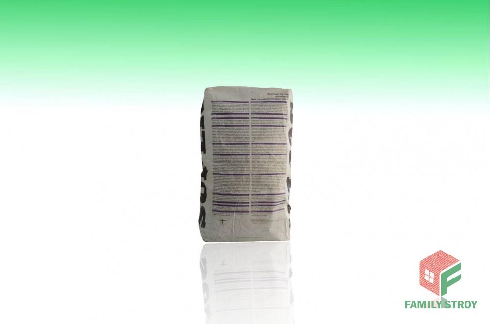 Клей для керамогранита и камня SUPER, 25 кг