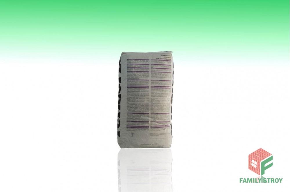 Клей для пенопласта и мин. ваты TermoFix, 25 кг