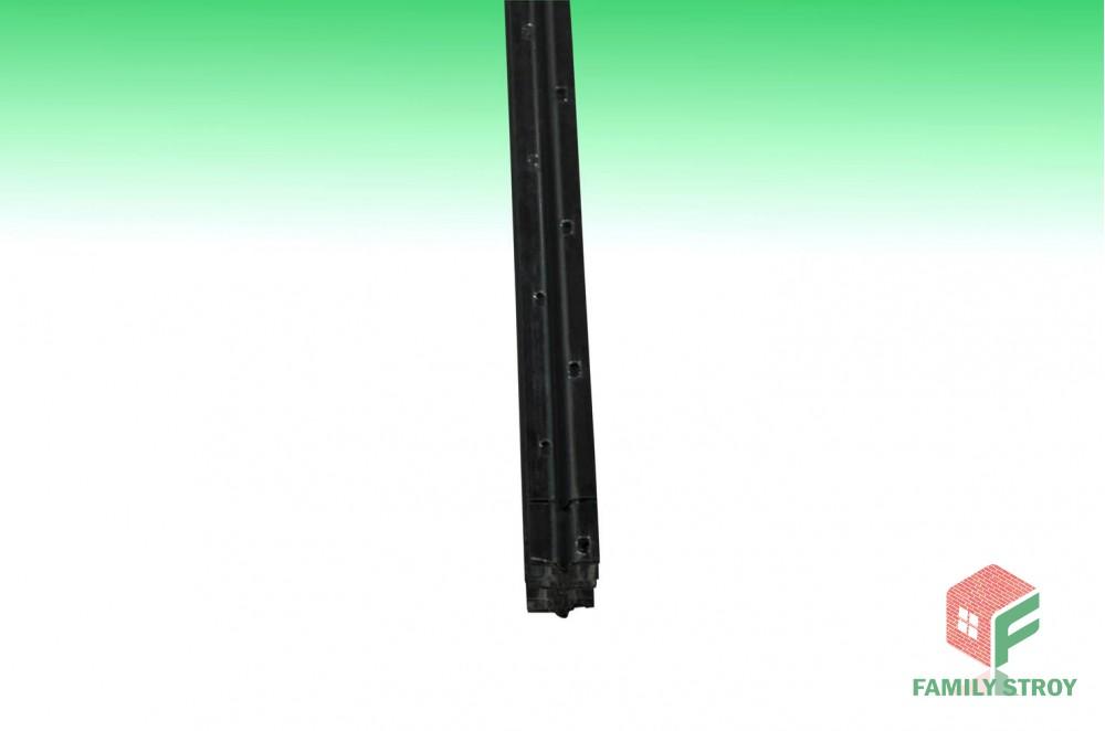 Рейка маячная, 10 мм, длина-3000 мм
